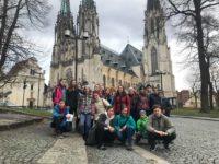 Výprava do Olomouce 1d + 1ch