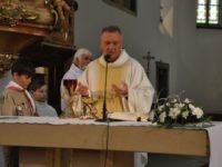 Mše svatá ke cti sv. Jiří