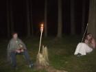noční hra záchrana princezny Audy