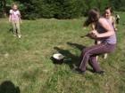 tradiční pudingová hra