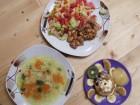 menu Italek v kuchyni