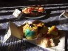 dortíky a chlebíčky světlušek
