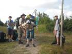 výprava skautů na Šerlich