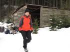 Maki v zimním outfitu