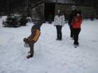 Hrátky na sněhu - lehkoatleticka disciplina hvězda
